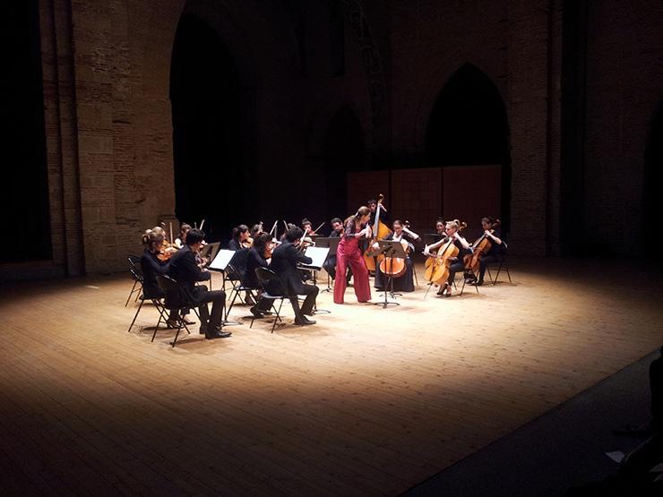 Concert, 2014
