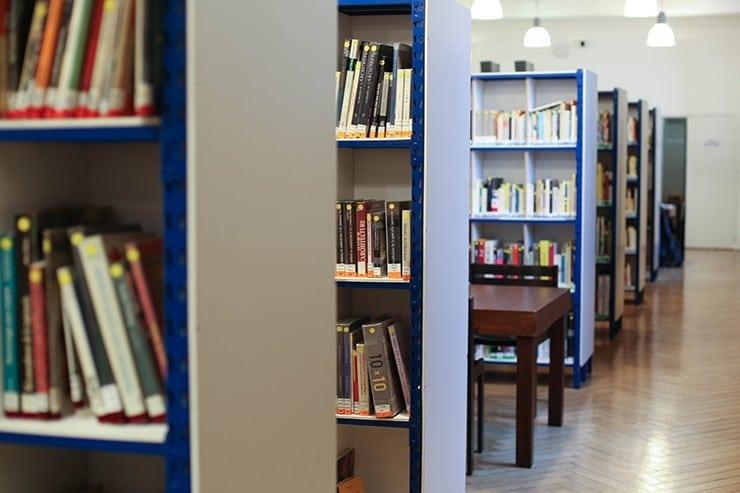 library isdat. Black Bedroom Furniture Sets. Home Design Ideas