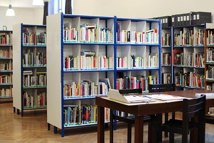 Bibliothèque, fonds moderne, isdaT