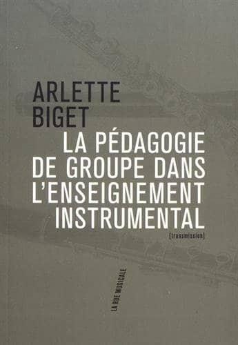 Stage Pédagogie de groupe, Arlette Biget, isdaT