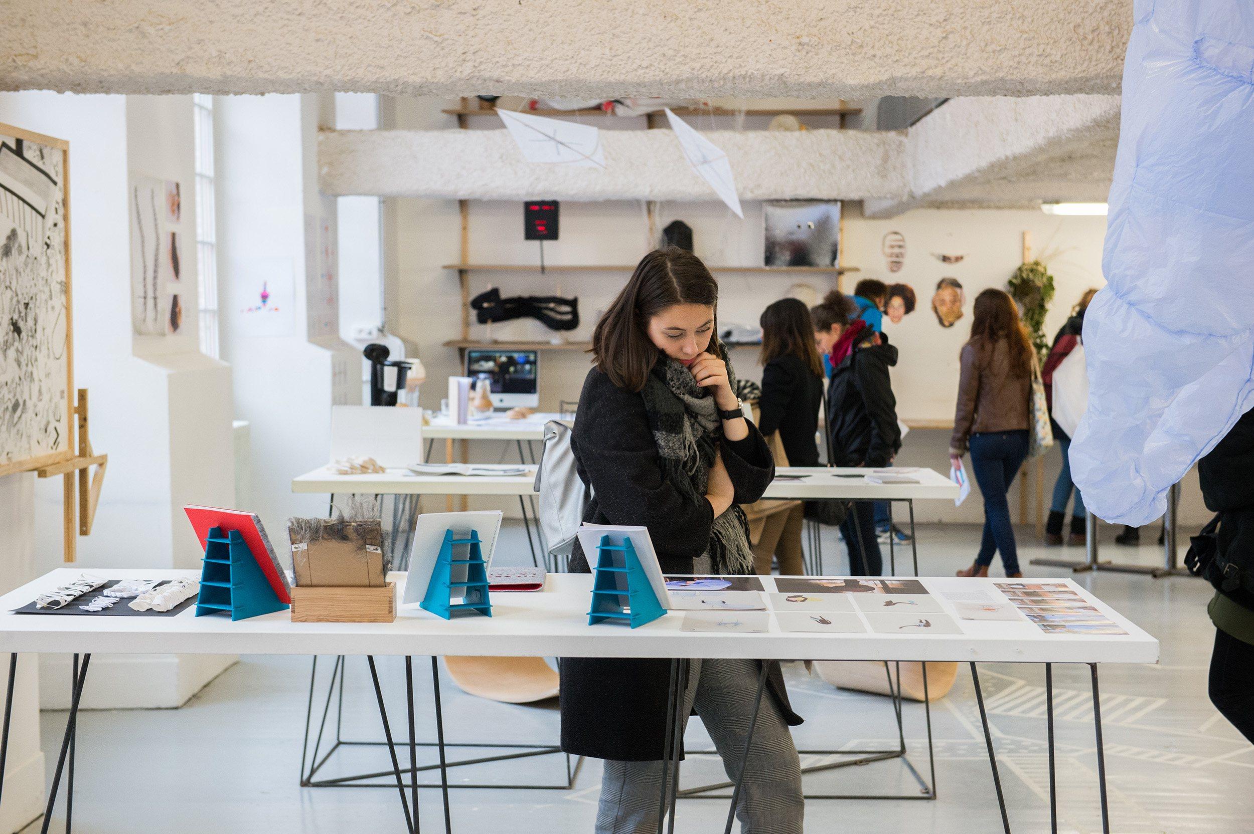 Magasin Arts Plastiques Toulouse présentation du département beaux-arts de l'isdat