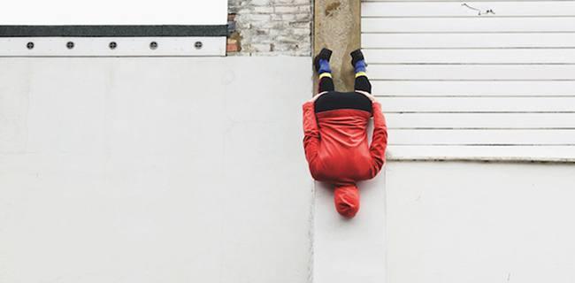 Bodies in urban spaces, Willi Dorner, CDC Toulouse, isdaT