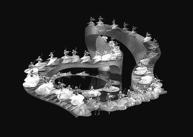 Séminaire État des recherches #1, projection film Terres Promises, Yves Caro, isdaT