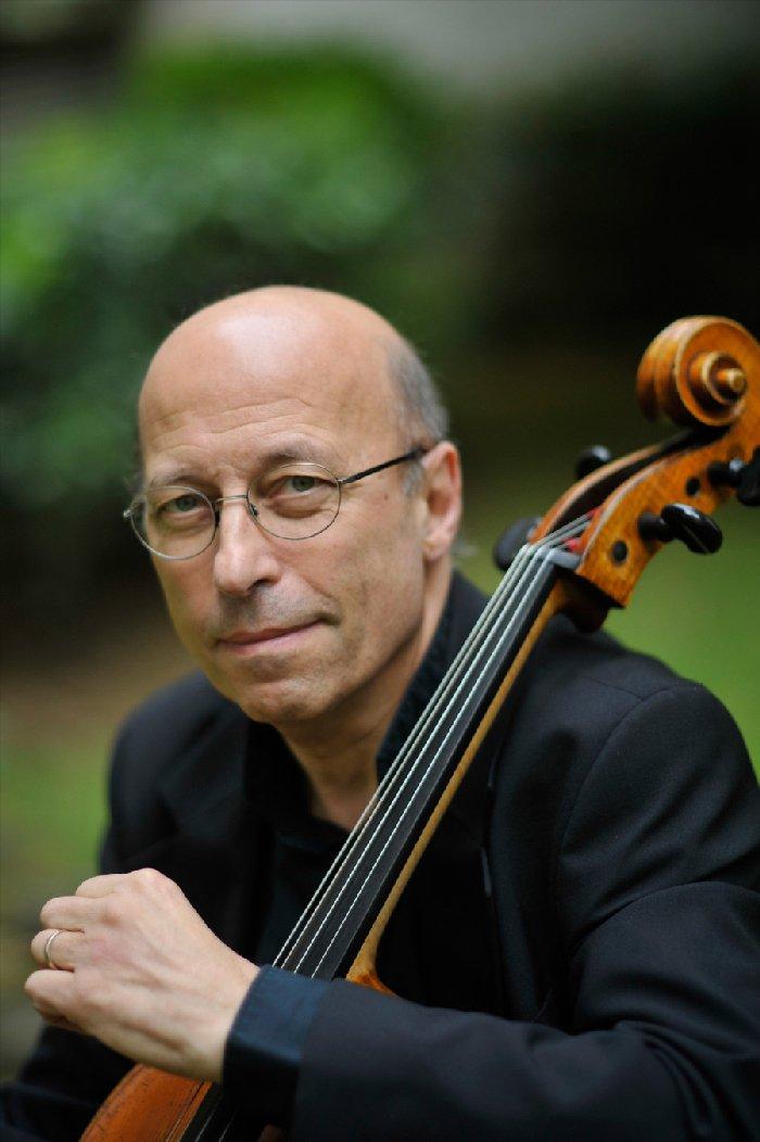 Masterclass violoncelle avec Roland Pidoux, isdaT