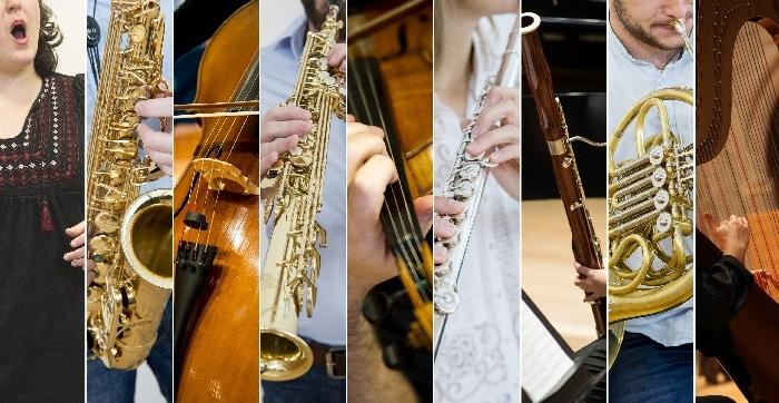 Classes ouvertes d'instruments, isdaT