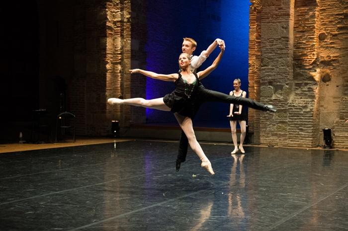 Masterclass danse classique avec Jean Guizerix & Chantale Chazée, isda