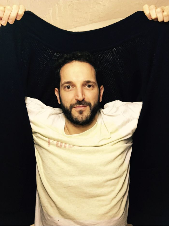 masterclass danse contemporaine avec Pierre Rigal, isdaT