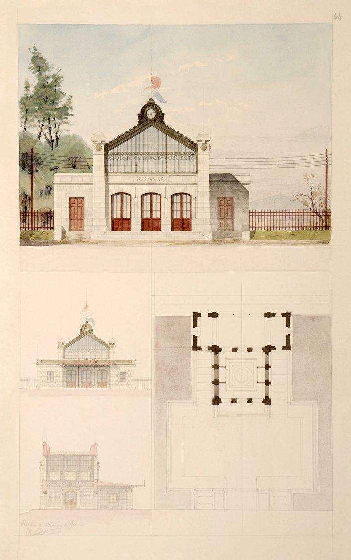 Exposition Phase II —Imagining Architecture, Anglia Ruskin Academy, Cambridge School of Art, isdaT
