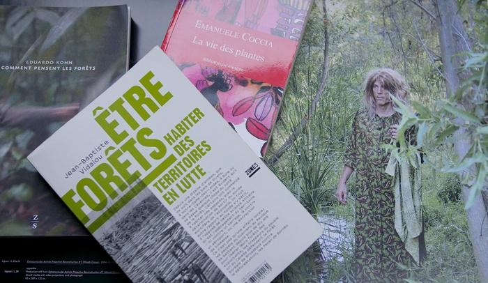 Semaine des workshops, The Black Maria Studio (Être Forêts) Olivier Dollinger et Catherine Radosa, isdaT