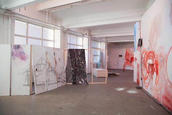 Salle 02, restitution du workshop avec Jagna Ciuchta, isdaT