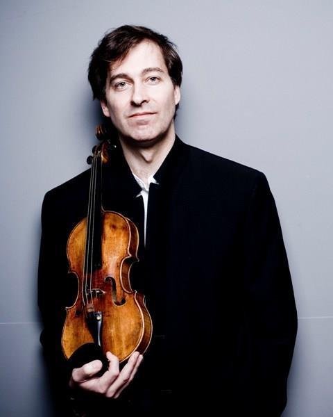 Masterclass violon avec Philippe Graffin, isdaT