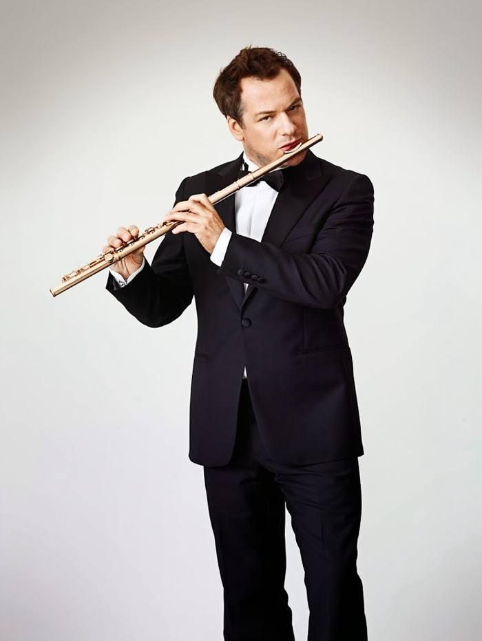Masterclass flûte traversière, Emmanuel Pahud, isdaT