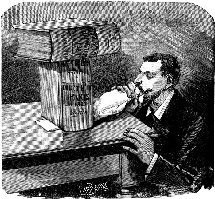 LabBooks d'après Poyet, illustration pour <i>Tom Tit, La science amusante</i>, 1891
