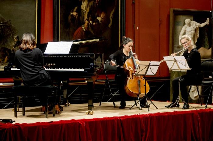 Concert de musique de chambre , isdaT
