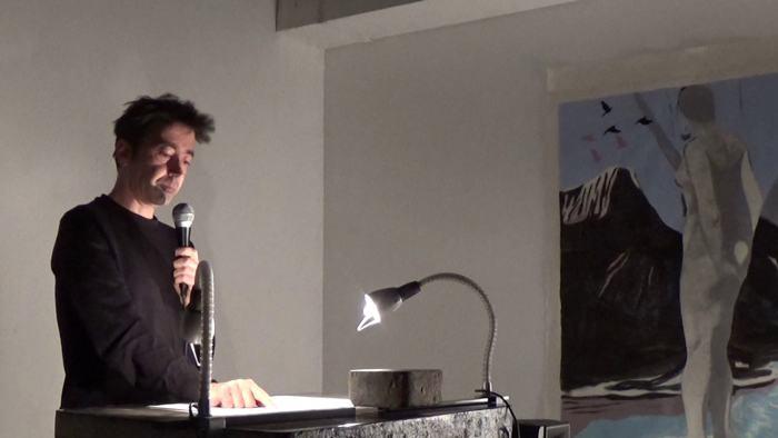 Workshop écriture, Pascal Poyet, isdaT