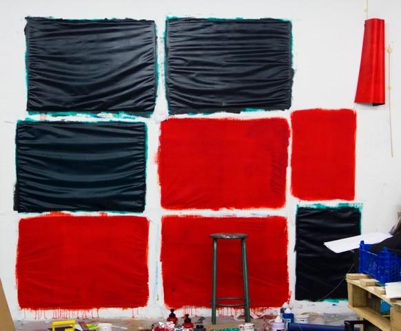 exposition Mur#30, Hélène Laurent, isdaT