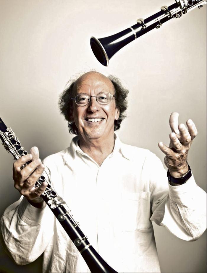 Masterclass clarinette avec Michel Lethiec, isdaT