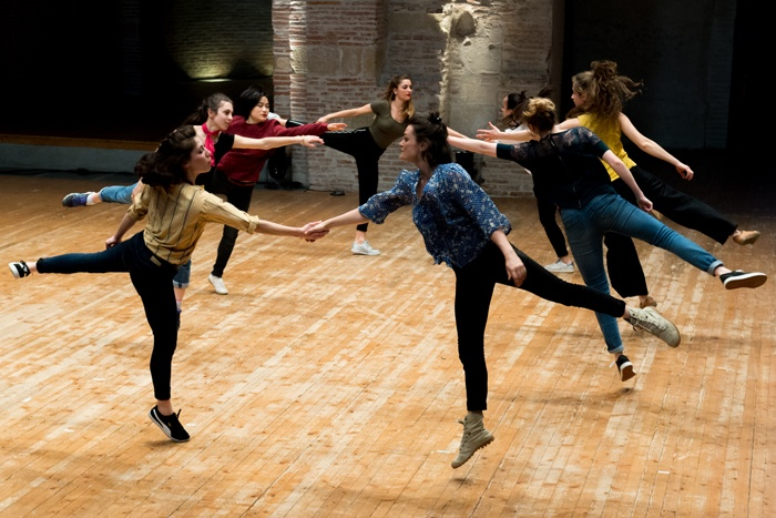 Spectacle de l'unité danse, isdaT spectacle vivant, Toulouse