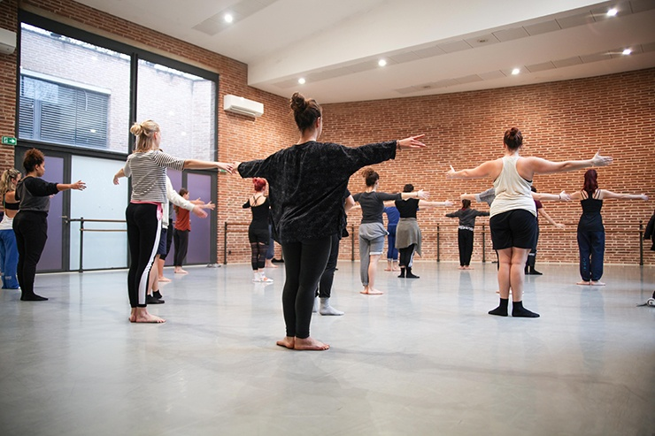 Studios de danse Saint-Pierre des Cuisines, isdaT Toulouse