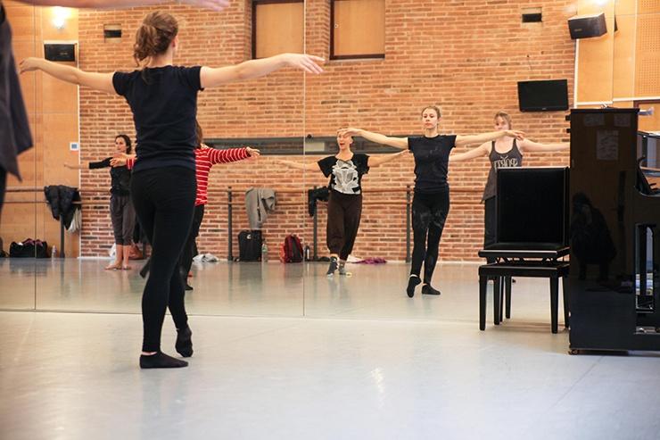 Masterclass avec Martin Kravitz, décembre 2017, isdaT Toulouse