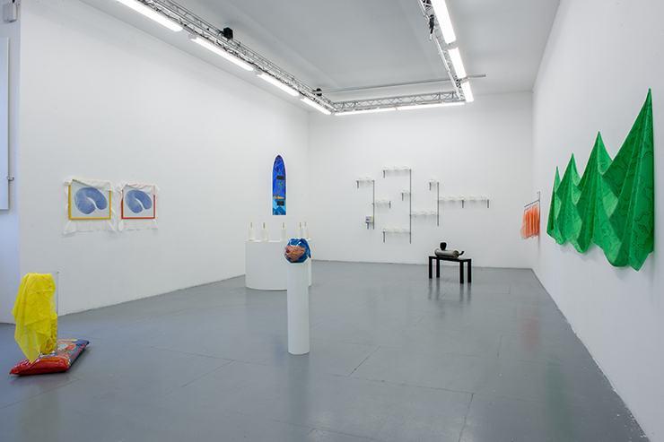 Galerie du quai, Camille Bes, DNSEP art, juin 2017 © Franck Alix