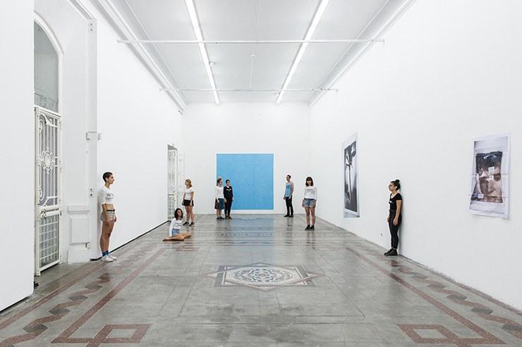 Palais des arts, Leslie Ritz, DNSEP art, juin 2017 © Franck Alix