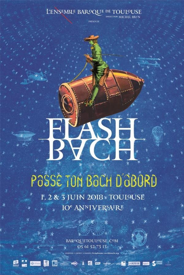 Passe ton Bach d'abord, Toulouse