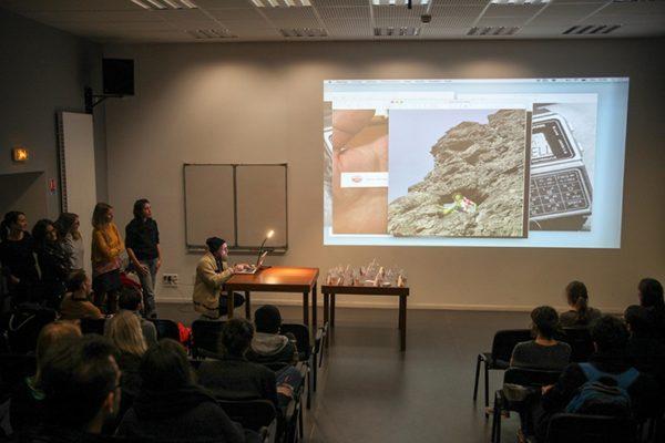 Semaine des workshops, février 2017, isdaT Toulouse