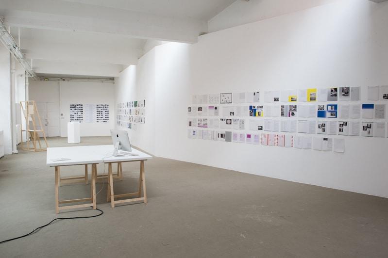 Milena Ducoudray, DNSEP option design graphique 2018, photographie © Franck Alix, isdaT Toulouse