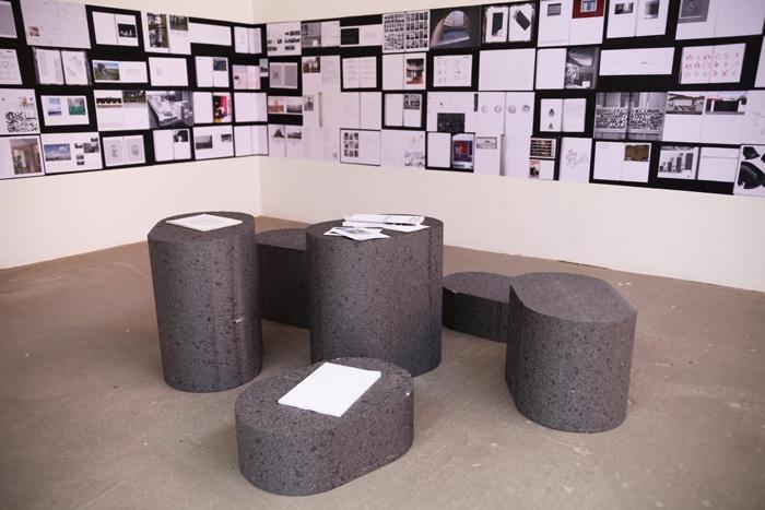 Exposition <i>Learning Forms</i>, projet soutenu par la Maison de l'Architecture Occitanie-Pyrénées, collaboration isdaT beaux-arts et ENSA Toulouse, octobre 2018