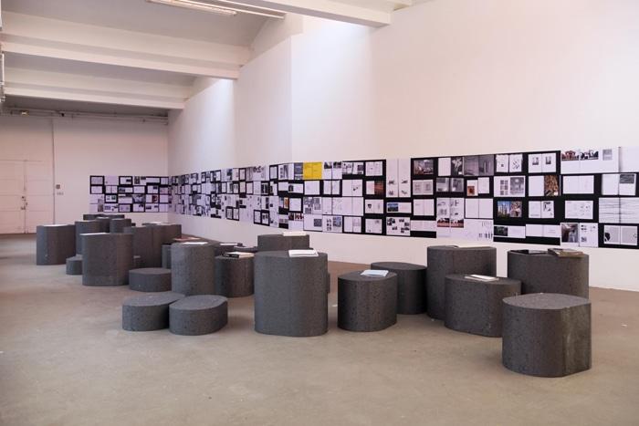<i>Learning Forms</i>, projet soutenu par la Maison de l'Architecture Occitanie-Pyrénées, collaboration isdaT beaux-arts et ENSA Toulouse, octobre 2018