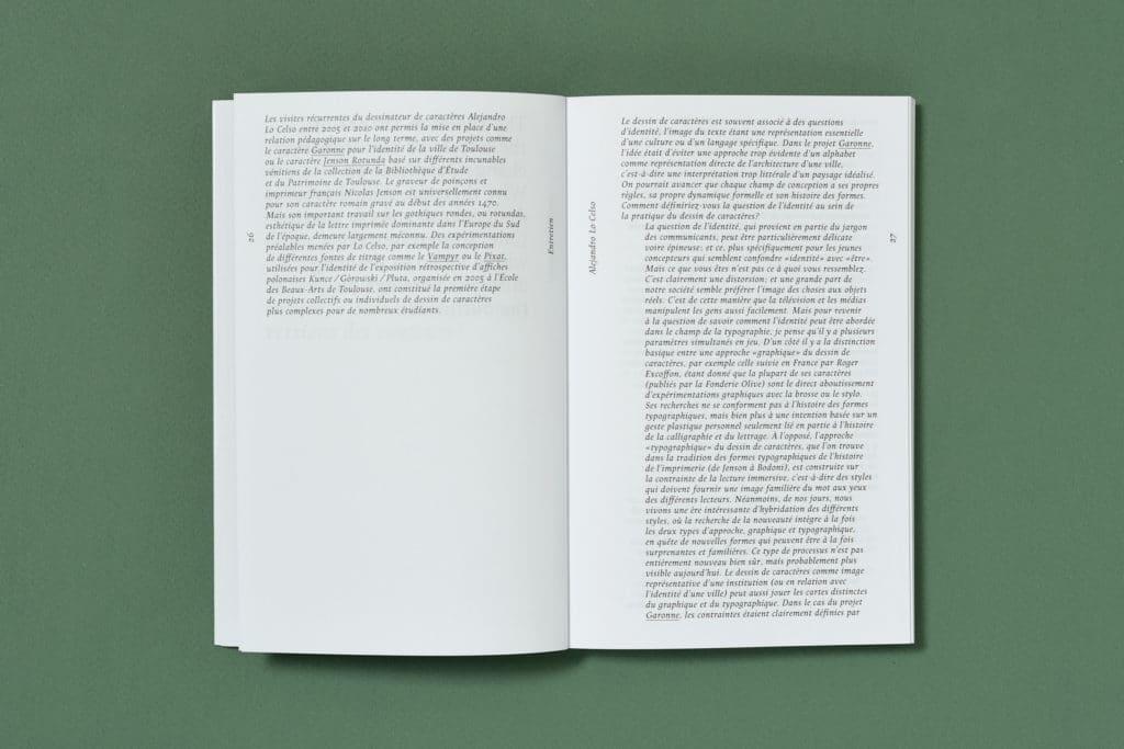 <i>Lettres de Toulouse</i>, une co-édition isdaT et éditions B42