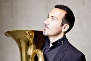 Masterclass tuba avec Micaël Cortone d'Amore, isdaT Toulouse