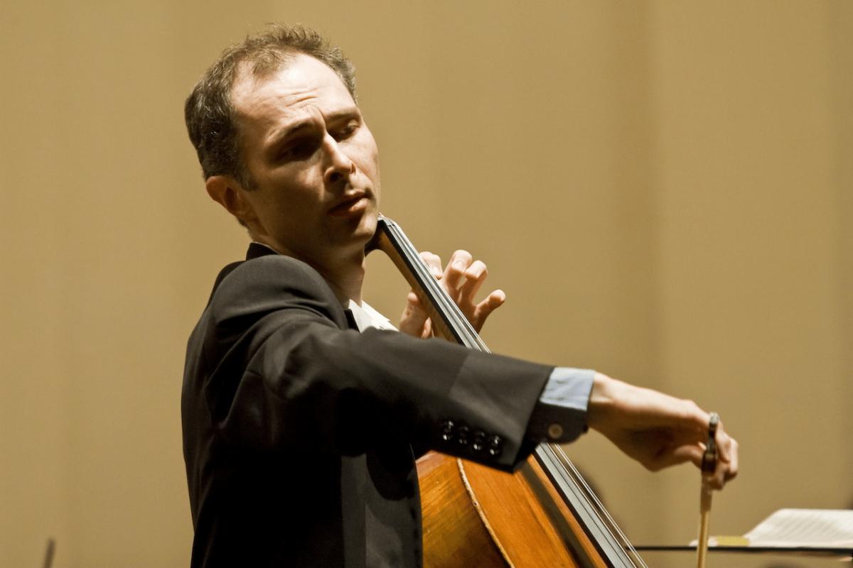 Masterclass violoncelle avec Yegor Dyachkov, isdaT Toulouse