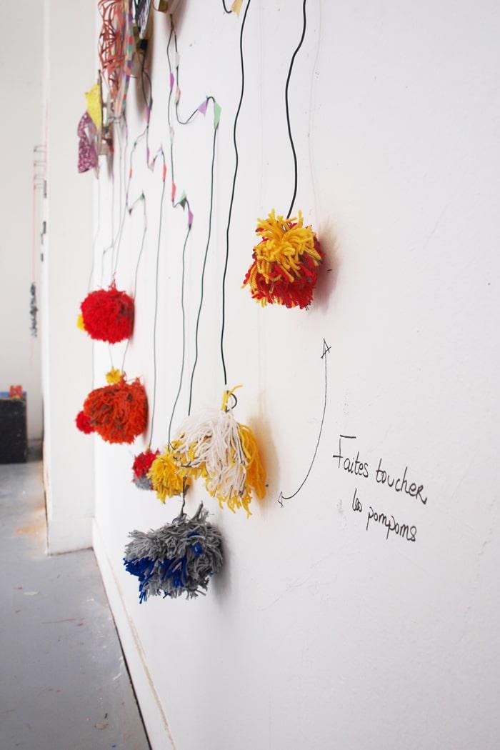 Workshop avec Paola Guimerans, isdaT