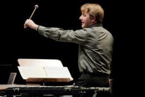 Masterclass percussions avec Jean-Claude Gengembre, isdaT Toulouse