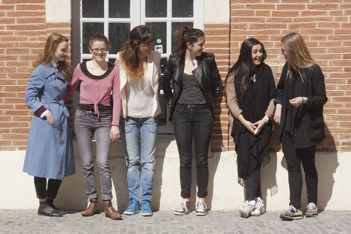 Workshop avec Marie Cristina Hamel, isdaT Toulouse