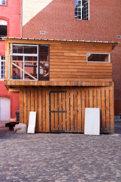 Workshop La Dent Creuse, isdaT Toulouse