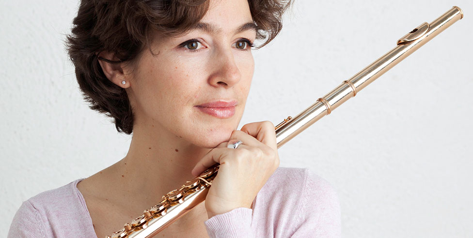 Masterclass flûte traversière avec Juliette Hurel, isdaT Toulouse