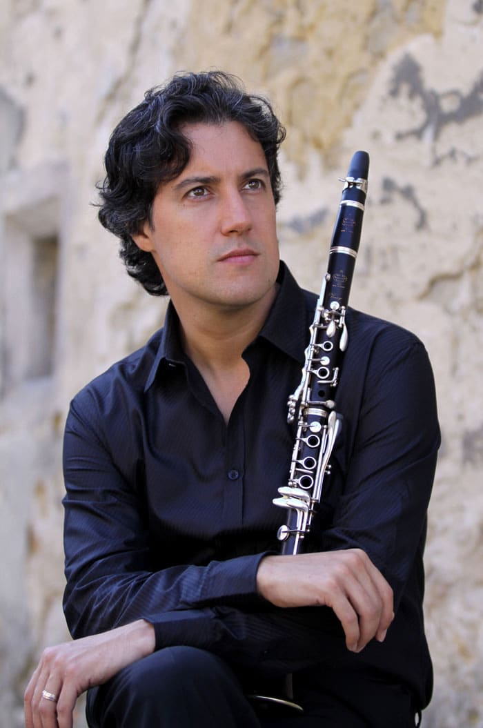 Masterclass clarinette, Patrick Messina, isdaT, 2019