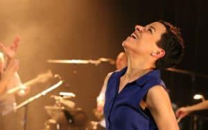 Stage danse Création jazz avec Valène Roux Azy, isdaT Toulouse