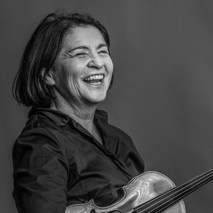 Masterclass violon avec Adeline Oprean, isdaT Toulouse