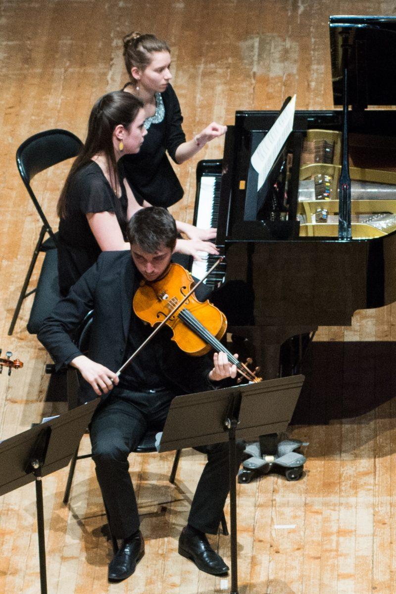 Concert musique de chambre, isdaT Toulouse
