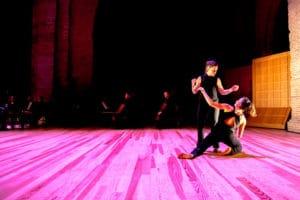 Spectacle 2019 de l'unité danse, isdaT Toulouse