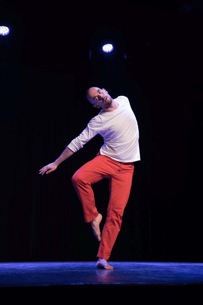 Romain Panassié au festival CURIOSITas, © Angélique Gilson, 2017