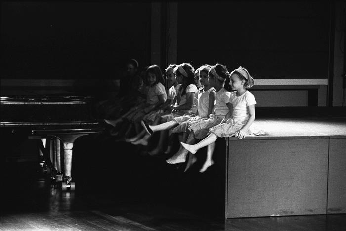 ©Véronique Aeschimann, Institut Jaques-Dalcroze Genève