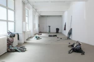 Amanda Fort, DNSEP option art 2018, isdaT Toulouse