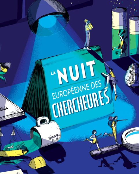 Nuit européenne des chercheur·es