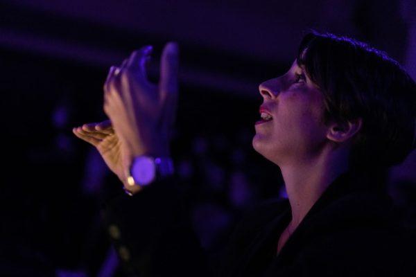 Initiation à la direction de chœur, Laetitia Toulouse