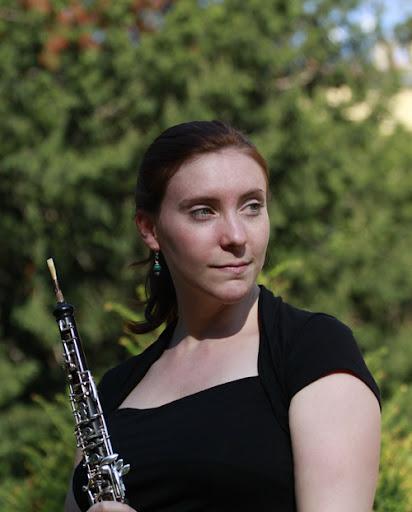Masterclass hautbois avec Mathilde Lebert